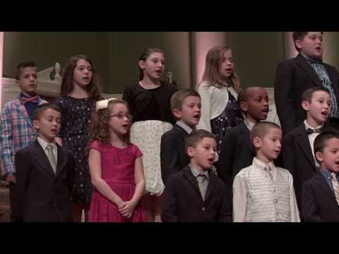 Thou Therefore My Son given by the Royal Crusader Choir (K5-6th Grade)