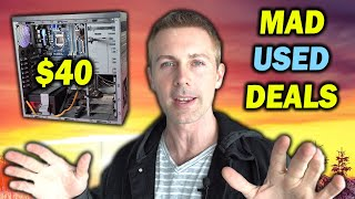 June 2020's USED PC Parts Hunt of The Month - Prices GON'CRAZY