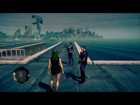 Saints Row 4: Johnny Gat's Conversations