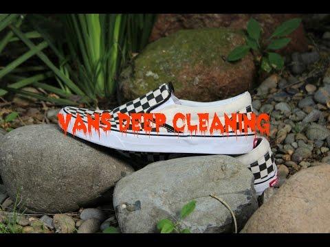 Vans/Nike Deep Cleaning