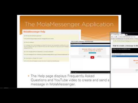 MolaMessenger Application Presentation