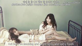Davichi(다비치) - Nagging(잔소리) [Eng Sub + Han + Rom] HD