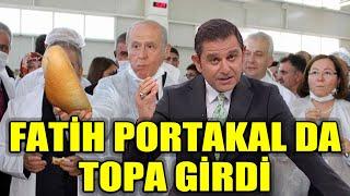 Fatih Portakal'dan MHP'ye manidar 'askıda ekmek' tepkisi!