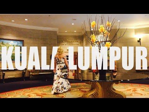 Renaissance Hotel ✈️ Travel Vlog Kuala Lumpur☝️Rosie on the way