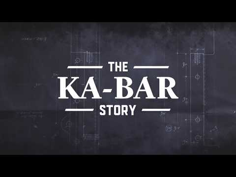 Ka-Bar 9908 TDI Shark Bite video_2