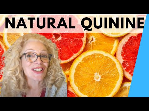 QUININE | NATURE'S FORM OF HYDROXYCHLOROQUINE