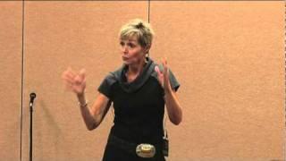 Female Motivational Speaker | Jennifer Web | Magic Communications | Xray Vision