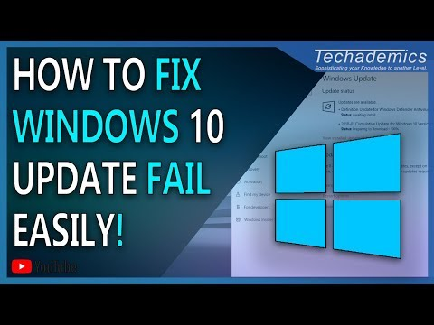 How To Fix Windows Update Errors | Repair Failed Updates On Windows 10
