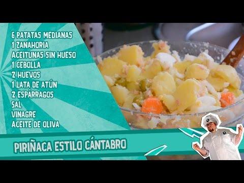 Ensalada Piriñaca -