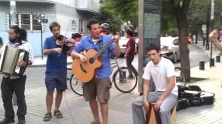 La Minga Música Itinerante @ Barrio Lastarria - 003