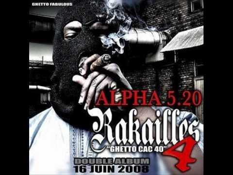 alpha 5.20 guerre et paix feat truands 2 la galere and samba
