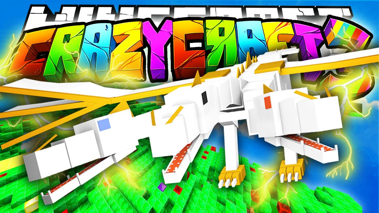 Minecraft crazy craft 3 0 the king dragon 21 for Http test voidswrath com modpacks crazy craft 3 0