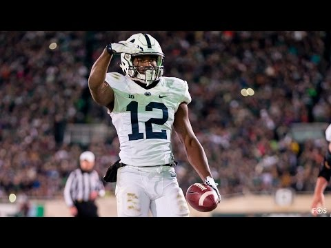 Penn State WR Chris Godwin 2016 Highlights