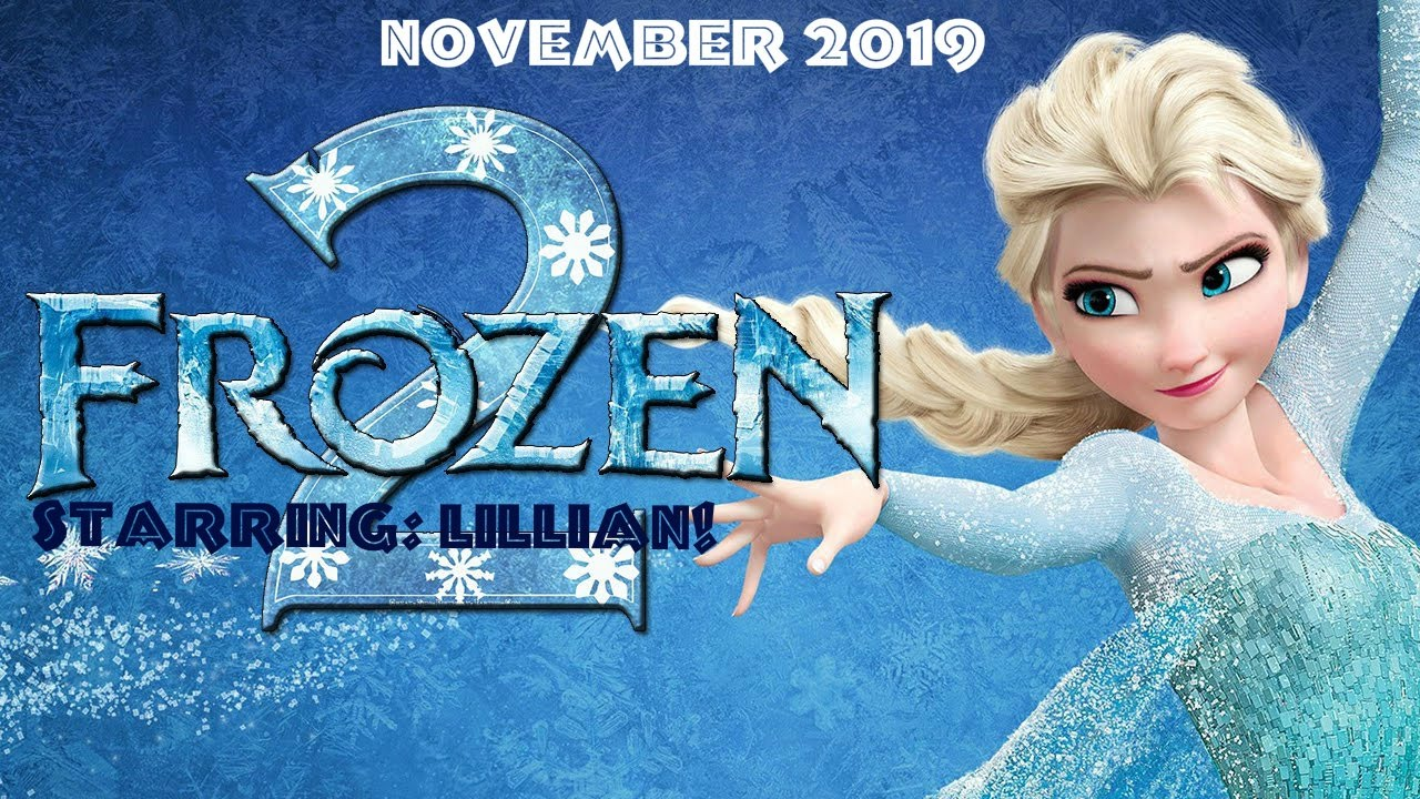 Official Movie Posters 2019: Frozen 2: Official Movie Trailer