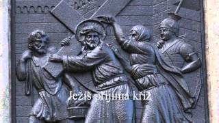 Křížová cesta Vítězná