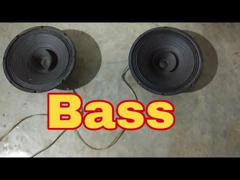 Best 200watt 12 inch speakers bass test