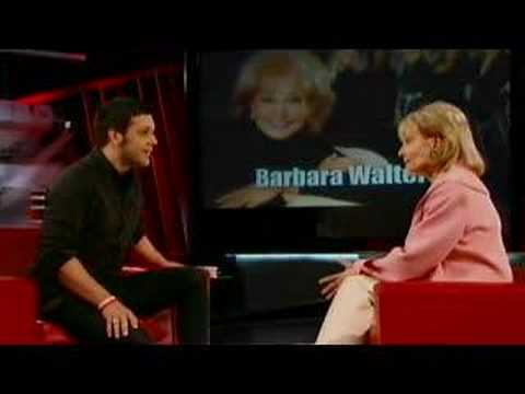 Barbara Walters on The Hour with George Stroumboulopoulos