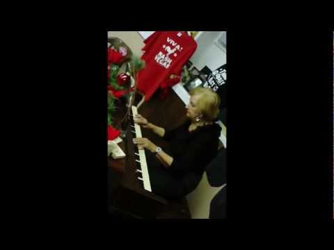 "Classical Pianist Barbara Stone on the ""Viva! NashVegas® Radio Show""!!!"