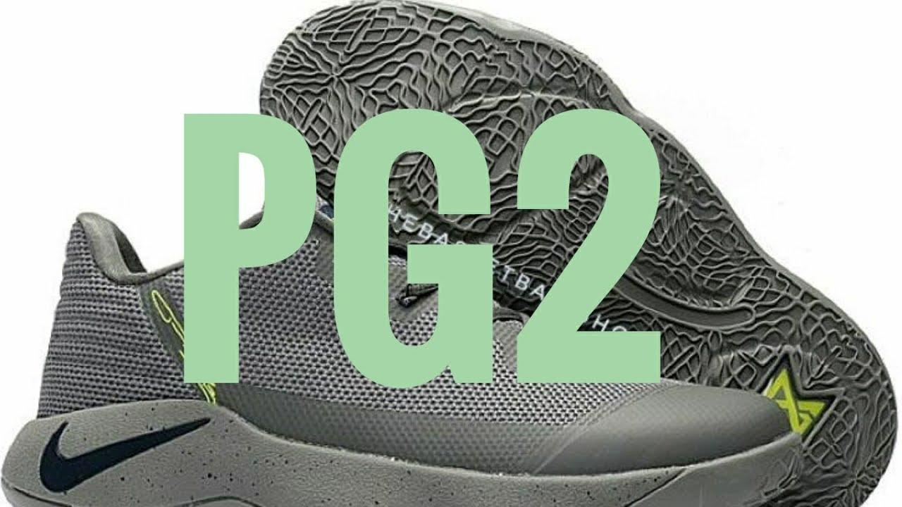 nike pg 2 green