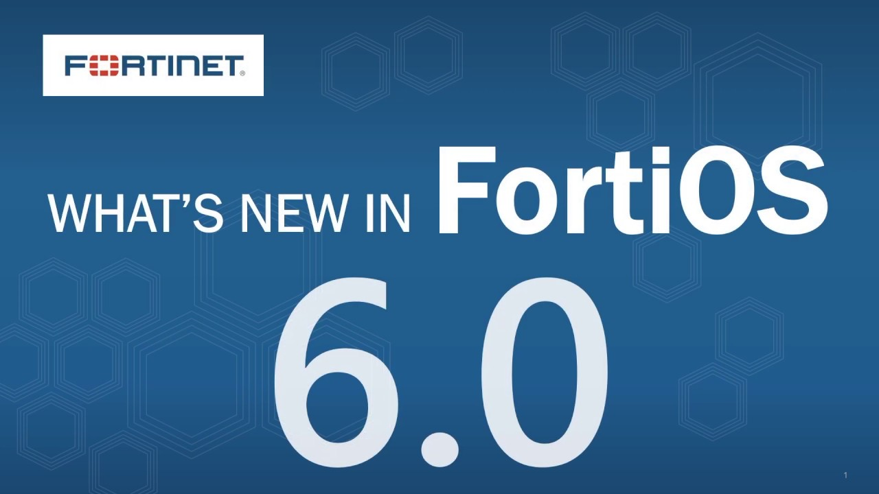FortiOS 6 0新機能によるセキュリティファブリックのご紹介