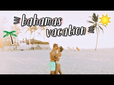 FAMILY VACATION IN THE BAHAMAS!!