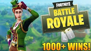 NEW UPDATE AND ITEMS! - 1100+ Wins - Fortnite Battle Royale Gameplay - [Follow @IzzyGoneCrazy]