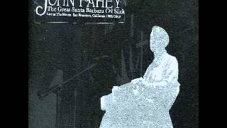 John Fahey - Requiem For Mississippi John Hurt