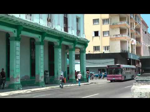 CUBA BUSES APRIL 2011