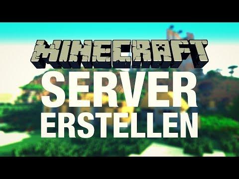 Minecraft SERVER ERSTELLEN IN MINUTEN MIT WENIGEN KLICKS - Minecraft multiplayer server erstellen kostenlos
