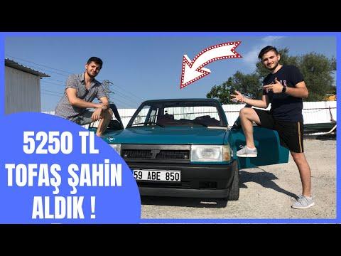 5250 TL TOFAŞ ŞAHİN ALDIK !