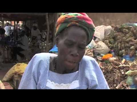 Burkina Faso: street interviews about fistula