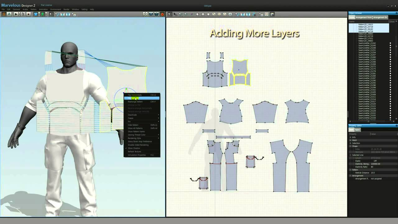 Marvelous Designer 3d Clothes Creation Youtube