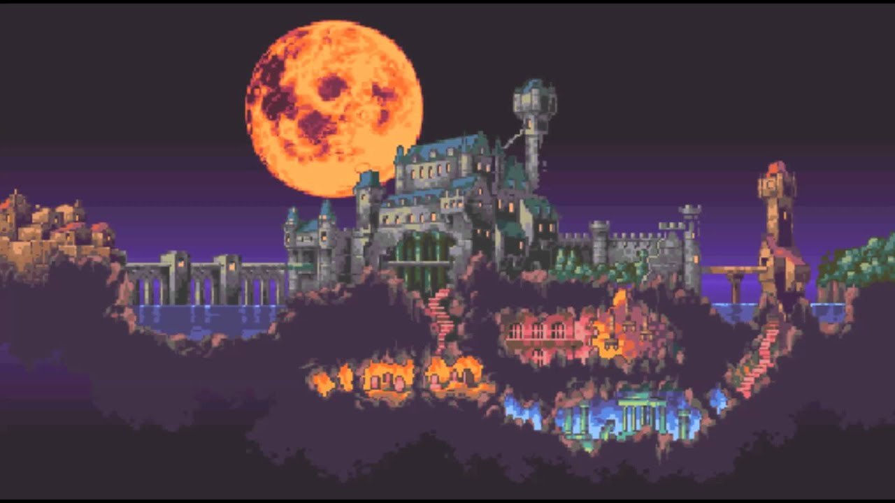 Castlevania World Map.Castlevania Dracula X Map