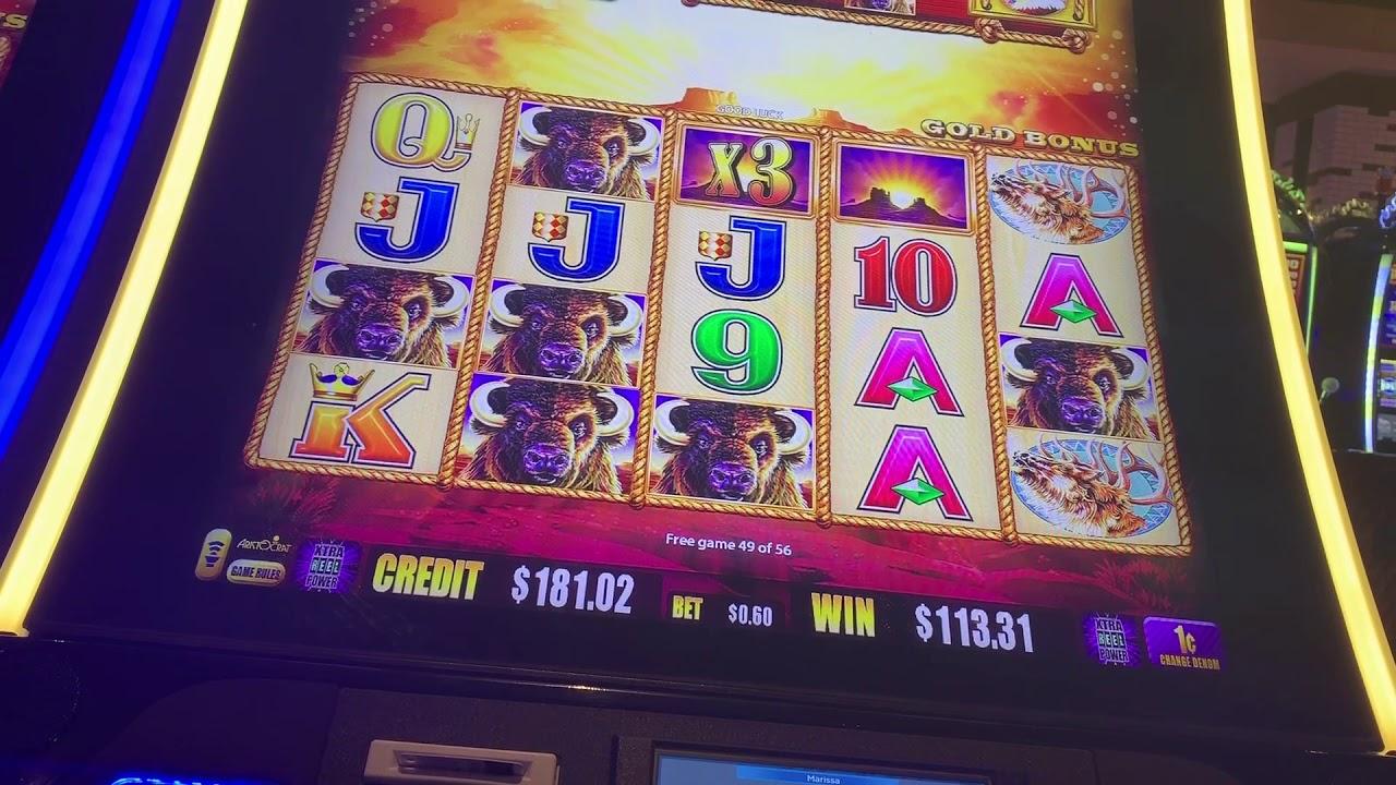 Buffalo slot machine jackpot 2019