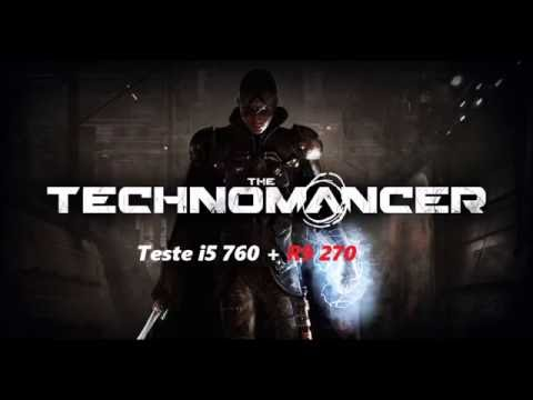 The Technomancer Game play |