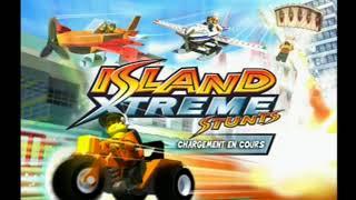 """[Ps2] Introduction du jeu """"Island Xtreme Stunts"""" de Electronic Arts (2002)"""