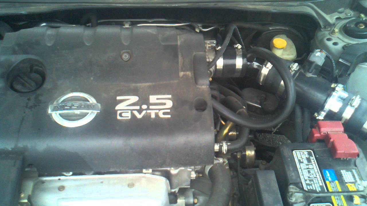 2002-2004 Nissan Altima 2.5 Nismo R-Tune Cold Air Intake ...