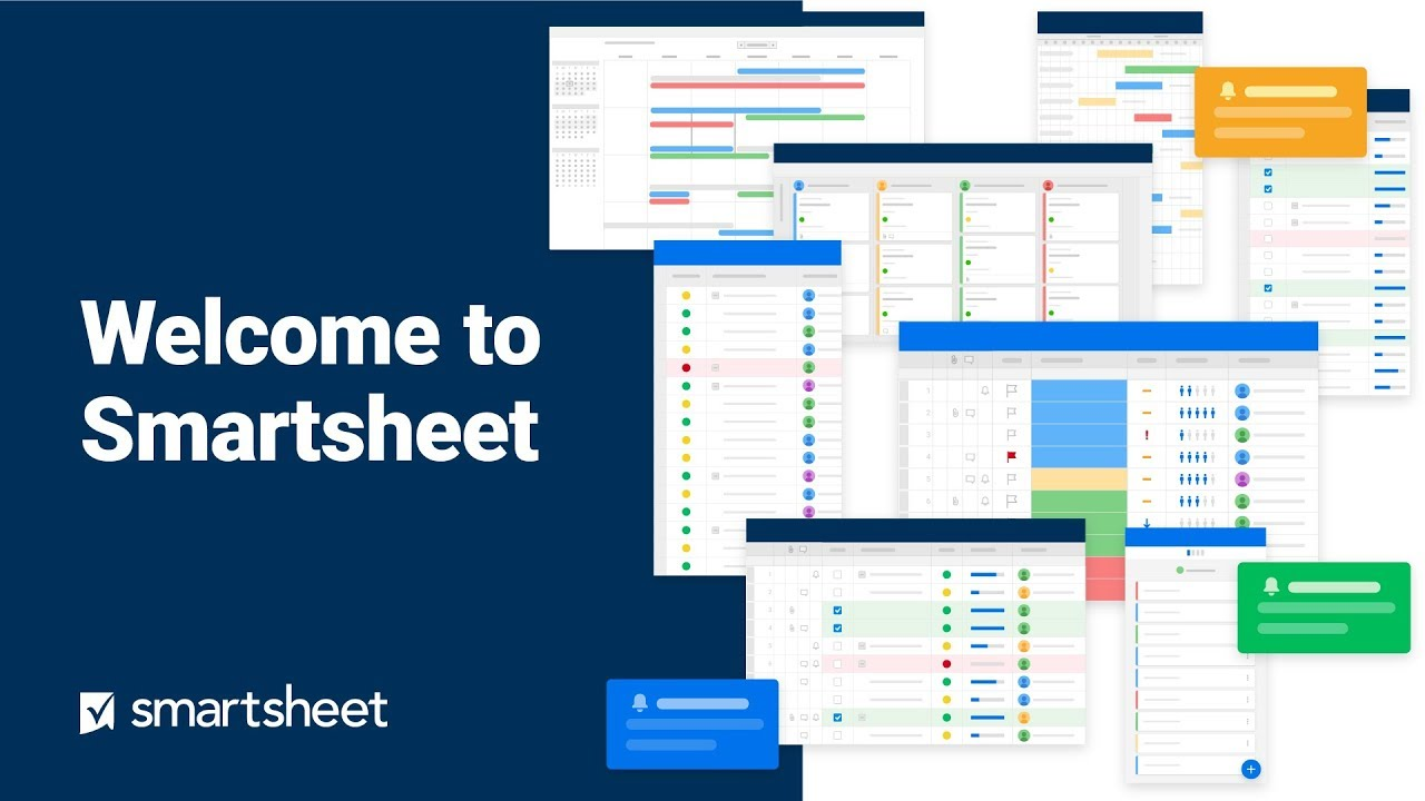 The Platform for Organizational Achievement | Smartsheet
