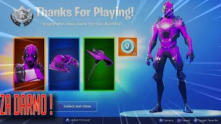 HOW TO PICK UP A FREE 2000 VDOLCÓW + NEW SKINS! -Fortnite Battle Royale