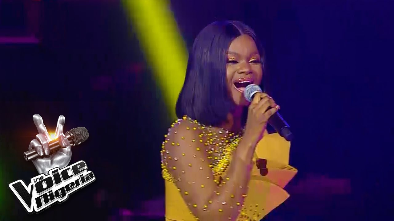 Download Naomi Mac - Excess Love   Finale   The Voice Nigeria Season 3