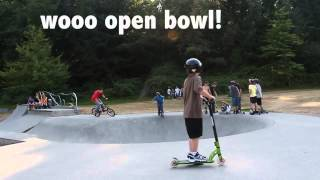 SKATEBOARDS & SCOOTERS FAIL COMPILATION 2014