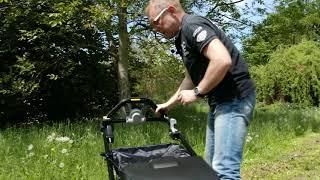 Sekačky na trávu HONDA řada HRX