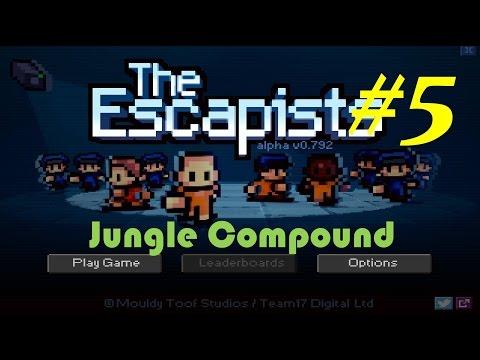 The Escapists - Jungle Compound - Episode 5 - Dirt is Bad