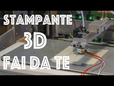 Costruire una Stampante 3D con meno di 50€?! #0 - Fai Da Te