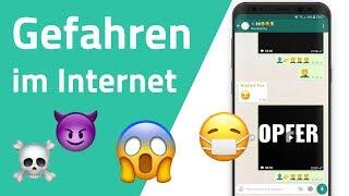 Die größten Gefahren im Internet