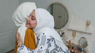 زارتني أخت عزيزة فرحاتني فهاذ العواشر وجابت ليا هذايا🤩🤩،آخر الفيديو خلعتهم عليا رجعوني بزربة لدار😔
