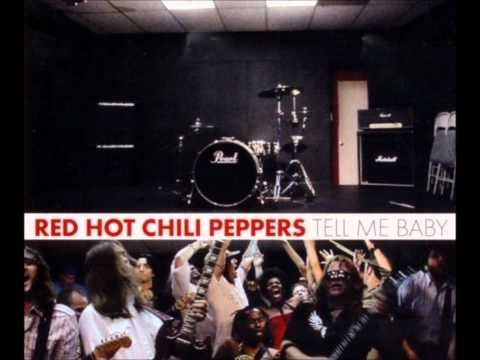 Red Hot Chili Peppers - Lyon 6.6.06 - B-Side [HD]