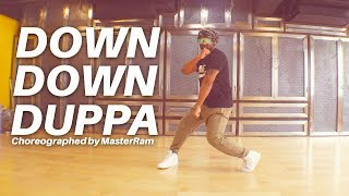 Down Down Duppa - DANCE | Race Gurram  | Choreographed by MasterRam