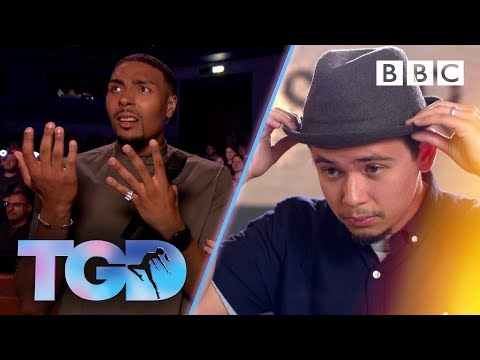 Jordan frustrated as mesmerising Mindtrick falls short - The Greatest Dancer | Auditions