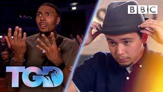 Jordan frustrated as mesmerising Mindtrick falls short - The Greatest Dancer | Auditions